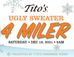 Ugly Sweater 4 Miler