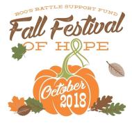 Fall Festival of Hope