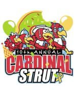 Cardinal Strut Doughnut Run