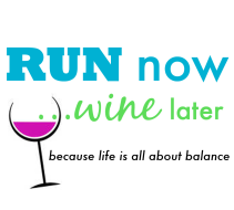 Run Then Wine