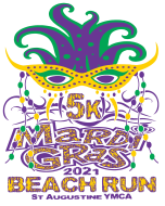 6th Annual Mardi Gras 5K Beach Run/Walk