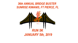 36th Annual Bridge-Buster 5K Run