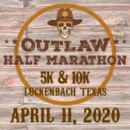 Outlaw Half Marathon, 10K & 5K - VIRTUAL RUN