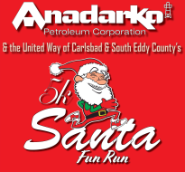 United Way 5K Santa Fun Run presented by Anadarko
