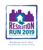 New Year's Day Resolution Run 2019 Baltimore 5K Run and 1 Mile Walk