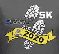 3rd Annual UBPN Virtual 5k Run/Walk