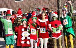 Funky Santa 5K & Three Person Relay
