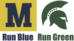 Run Blue/Run Green 5k