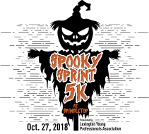 Spooky Sprint 5K: The Club at UK's Spindletop Hall