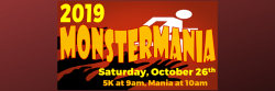 MonsterMania 2019 5K BGC (Bacon & Grilled Cheese) Run