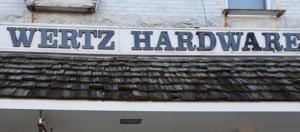 Wertz's Hardware