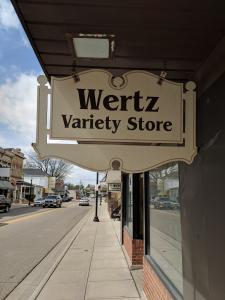 Wertz Variety Store