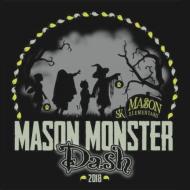 Mason Monster Dash & Jack-Glow-Lantern Jog
