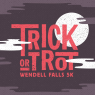 Trick or Trot 5K at Wendell Falls