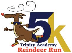Trinity Academy 5K Reindeer Run/Walk