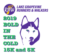 LGRAW's Bold in the Cold 15K & 5K