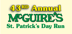 McGuire's St. Patrick's Day Prediction 5K Run