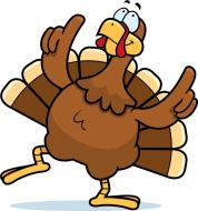 Vernon's 2nd Annual Turkey Trot