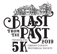 Blast From The Past: The Greene County Historical Society Opening Day 5k