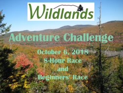 Wildlands Adventure Challenge