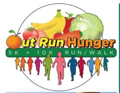 Out Run Hunger 5k + Kids k
