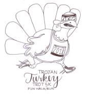 Trojan Turkey Trot 5k