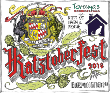 Kitty Kat Haven and Rescue's Katztoberfest
