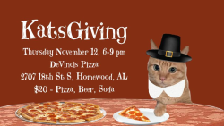 Kitty Kat Haven & Rescue's Katsgiving