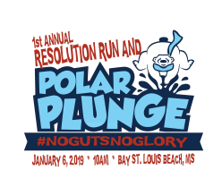 Resolution Run and Polar Plunge