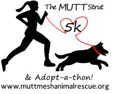 The Mutt Strut 5k & Adopt-a-thon