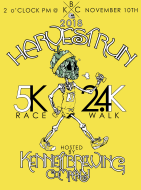 Kennett Brewing Company Harvest Run/Walk 2018