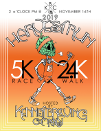 Kennett Brewing Company Harvest Run/Walk 2019