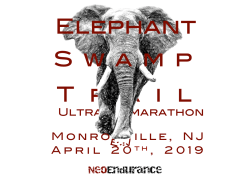 The Elephant Swamp Trail Ultra