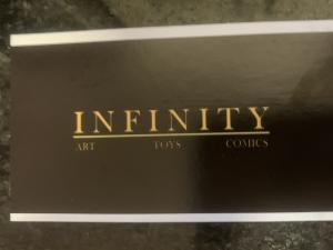 Infinity Arts & Comics