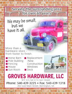 Groves Hardware