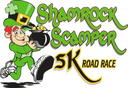 Shamrock Scamper 5K Run & 1M Walk