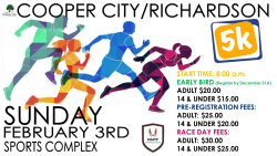 Cooper City Richardson 5k