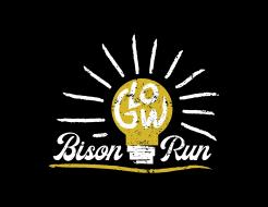 Bison 3K GLOW Run