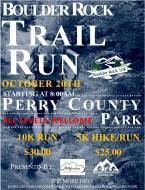 Boulder Rock Trail Run 10K