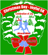 Christmas Day - Joyful 5k (15th Annual)