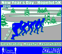 New Years Day - Hopeful 5k
