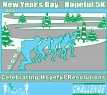 New Years Day - Hopeful 5k (12th Annual)