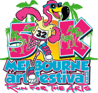 Melbourne Art Festival 5K Flamingo Run