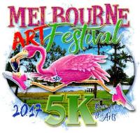 Melbourne Art Festival 5K Flamingo Run