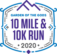 Garden of the Gods 10 Mile / 10K Run