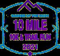 Garden of the Gods 10 Mile / 10K Run