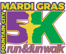 Fountain City Mardi Gras 5K 2020