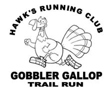 Gobbler Gallop >> 10th Annual Gobbler Gallop Trail Run