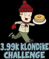 3.99k Klondike Challenge