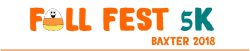 Baxter FALL FEST 5K 2018